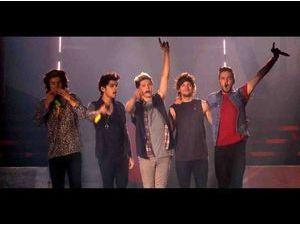 """One Direction : découvrez les premières images de leur film """"Where We Are"""" !"""