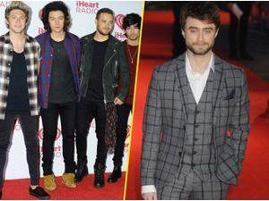 One Direction : nommés jeunes britanniques les plus riches, ils agacent Daniel Radcliffe !