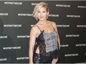 Photos : Elsa Pataky : radieuse et sensuelle, elle présente la dernière campagne de Women's Secrets à Madrid !
