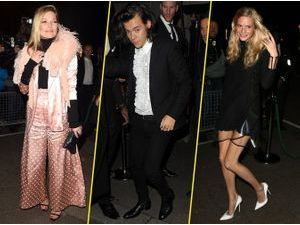 Kate Moss, Harry Styles, Poppy Delevingne : réunis pour une party ultra VIP !