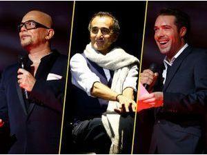 Pascal Obispo, Elie Semoun, Nicolas Bedos… Tous présents pour les Grands Prix de la Sacem !
