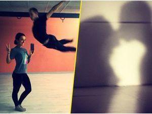Photos : Alizée et Grégoire Lyonnet : leurs répétitions de la tournée DALS placées sous le signe de l'amour !
