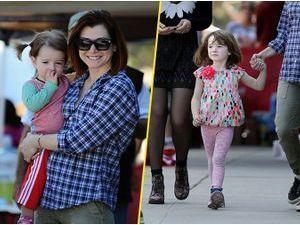 Photos : Alyson Hannigan : ses petites filles ont encore bien grandi !