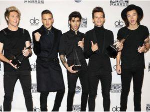 Photos : AMA's 2014 : Les One Direction sacrés… Découvrez le palmarès !
