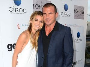 Photos : AnnaLynne McCord : accro à Dominic Purcell sur le tapis rouge !