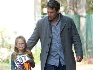 Photos : Ben Affleck : il n'y a pas que lui qui ramène des trophées à la maison, sa fille Violet aussi !