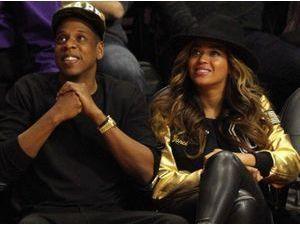 Photos : Beyoncé et Jay-Z : match de basket captivant avant de retrouver Kim et Kanye !