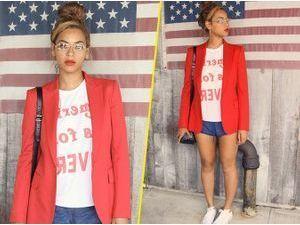 Photos : Beyoncé ferait une candidate à la présidence sacrément sexy !