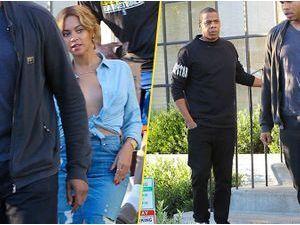Photos : Beyoncé : non, elle n'est pas morte !