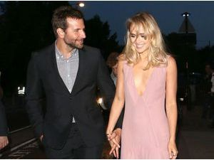 Photos : Bradley Cooper : fou amoureux de Suki Waterhouse à Londres !