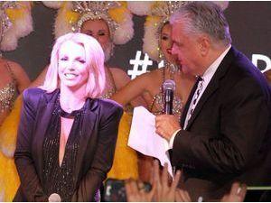 Photos : Britney Spears : en plus d'être à nouveau in love, elle règne sur Vegas !