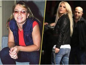 Photos : Britney Spears : revivez l'évolution de la diva Brit-Brit en photos et en hits !