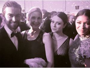 Photos : Chace Crawford, Kelly Rutherford, Jessica Szohr : Gossip Girl, les retrouvailles !