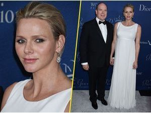 Photos : Charlène de Monaco : absolument ravissante à Los Angeles, le Palais confirme l'arrivée de jumeaux !