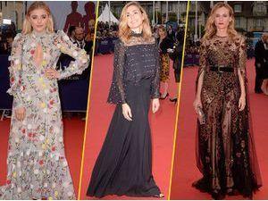 Photos : Chloë Moretz, Julie Gayet, Diane Kruger... Pluies d'invitées prestigieuses au Festival du film de Deauville !