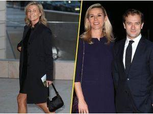 Photos : Claire Chazal et Laurence Ferrari : petites robes et talons hauts pour faire honneur à Louis Vuitton !