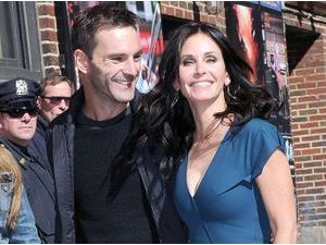 Photos : Courteney Cox : radieuse et amoureuse à New York !