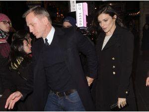 Photos : Daniel Craig et Rachel Weisz soutiennent Scarlett Johansson !