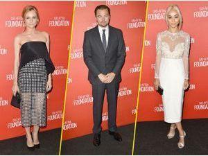 Photos : Diane Kruger, Cara Santana… Leonardo DiCaprio bien entouré pour être honoré !