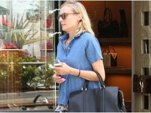 Photos: Diane Kruger : en mode cool dans les rues de Beverly Hills !