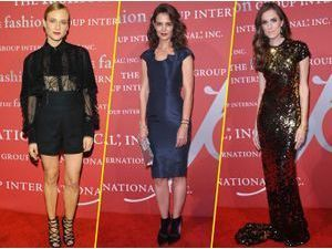 Photos : Diane Kruger, Katie Holmes, Allison Williams : trio glamour pour les Night of Stars Gala !