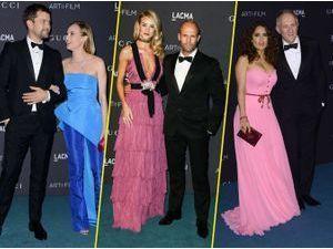 Photos : Diane Kruger, Rosie Huntington-Whiteley, Salma Hayek… Lâché de stars au LACMA  !