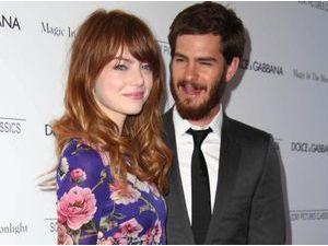 Photos : Emma Stone : elle peut compter sur le soutien d'Andrew Garfield pour la sortie de son nouveau film !