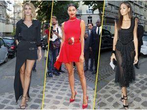 Photos : Fashion Week : Rosie Huntington-Whiteley, Irina Shayk, Joan Smalls... Party girls pour Vogue !