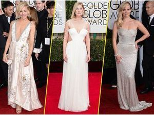 Photos : Golden Globes 2015 : Sienna Miller, Rosamund Pike et Reese Witherspoon : une pluie d'anges sur le tapis rouge !
