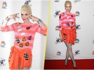 Photos : Gwen Stefani : à l'image de son nouveau single pour The Voice !