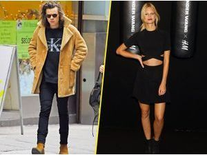 Photos : Harry Styles : en couple avec Nadine Leopold ? Il tente de se cacher !
