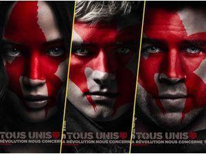 Photos : Hunger Games : la révolte a commencé…