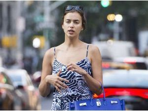 Photos : Irina Shayk : méconnaissable au naturel !