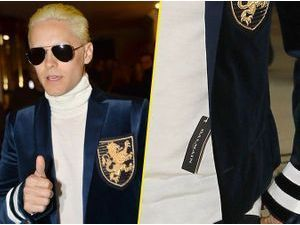 Photos : Jared Leto : une vraie blonde !