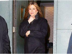 Photos : Jennifer Aniston : séquence souvenirs, elle retourne dans un restaurant où elle a travaillé !
