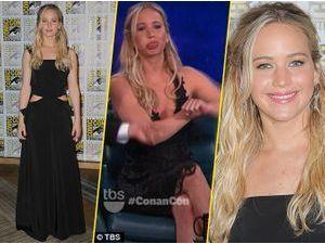 Photos : Jennifer Lawrence : décalée et déterminée, comment ne pas l'adorer ?