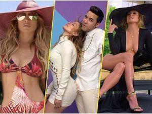Photos : Jennifer Lopez : trikini sexy et décolleté enivrant, la bombe s'impose de nouveau !