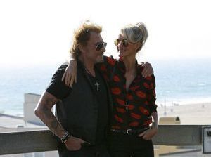 Photos : Johnny Hallyday : c'est toujours l'amour fou avec Laeticia !