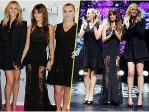 Photos : Julia Roberts, Penélope Cruz et Kate Winslet... Parterre d'égéries glam' & chic pour Lancôme !