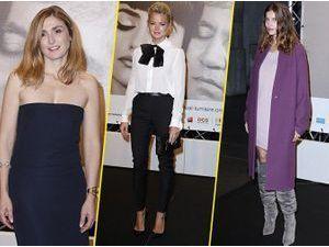Photos : Julie Gayet, Virgine Efira, Laetitia Casta… Toutes rayonnantes au Festival Lumière !
