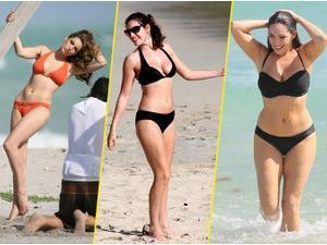 Photos : Kelly Brook : focus sur ses meilleures apparitions en maillot de bain !