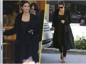 Photos : Kim Kardashian : North toujours à ses côtés !