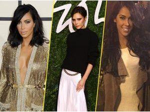 Photos : Kim Kardashian, Victoria Beckham, Ayem… Les people vous souhaitent une bonne Saint-Valentin !
