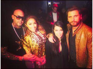 Kourtney Kardashian et Scott Disick : ils font la fête ensemble à Vegas !