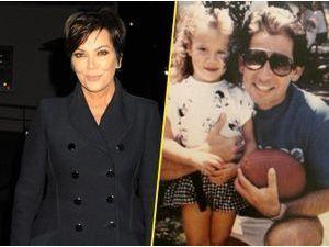 Photos : Kris Jenner : nostalgique, elle se souvient du père de ses enfants, Robert !