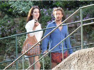 Photos : Lana Del Rey : bye bye Barrie-James... Elle roucoule désormais dans les bras de Francesco !
