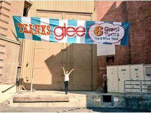 Photos : Lea Michele : ça y est, Glee c'est fini !