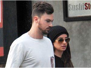 Photos : Lea Michele et Matthew Paetz s'offrent un week-end détente