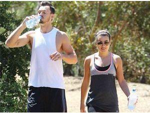 Lea Michele et Matthew Paetz : la randonnée à 2, ils ne s'en lassent pas !