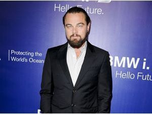 Photos : Leonardo DiCaprio : barbe longue et queue de cheval... Un look qui change !